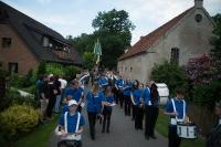 Schützenfest in Uphusen 2016